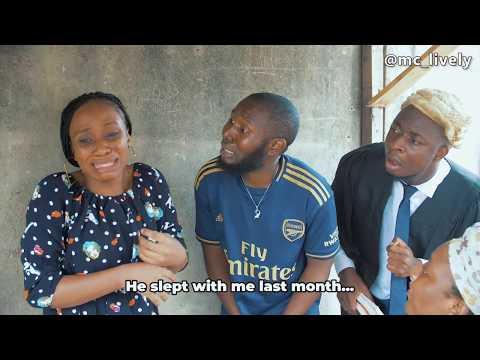 COMEDY VIDEO: Mc Lively – Bro Bouche Have Impregnate Somebody