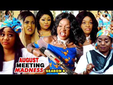 DOWNLOAD: August Meeting Madness Season 6 Latest Nigerian Nollywood Movie