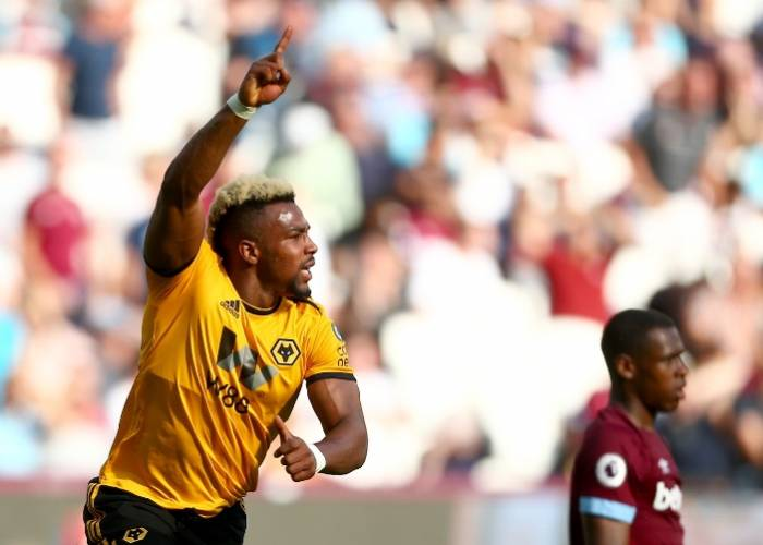 Liverpool Table Offer For Wolves Winger Adama Traore
