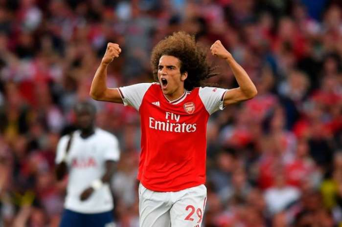 Manchester United Join Barcelona, PSG In Transfer Race For Arsenal's Matteo Guendouzi