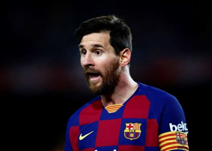 Lionel Messi Set To Stay At Barca Until 2021 After Passing Contract Deadline