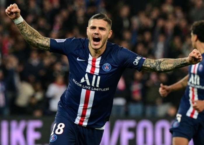 PSG Agree £51 Million Permanent Deal For Mauro Icardi
