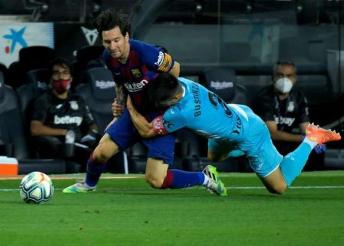 Barca Turn Up Heat On Real Madrid After Leganes Win