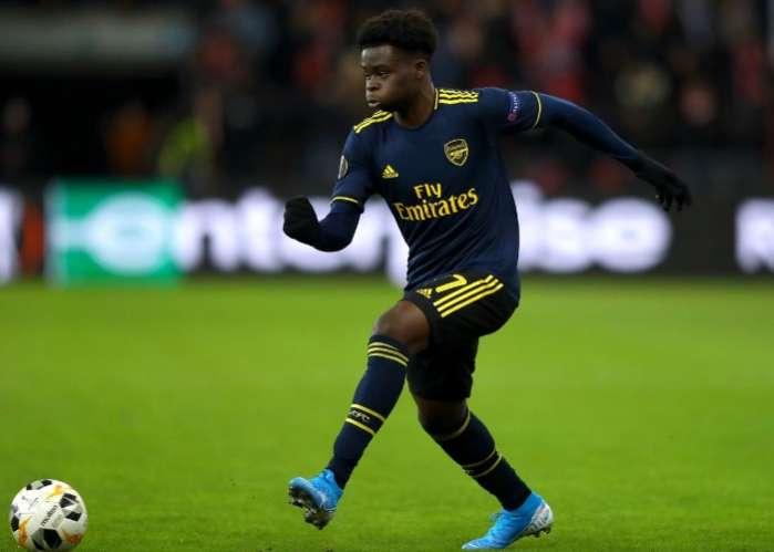 Ex-Liverpool Striker 'Concerned' About Bukayo Saka's Arsenal Future