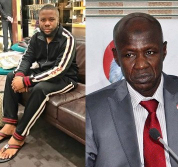 """""""We are yet to be involved in the case of Hushpuppi"""" – EFCC boss, Ibrahim Magu says"""