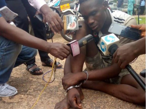 Police Arrest Man, 26, Who Allegedly Killed His Girlfriend For Refusing To Have S3x With Him