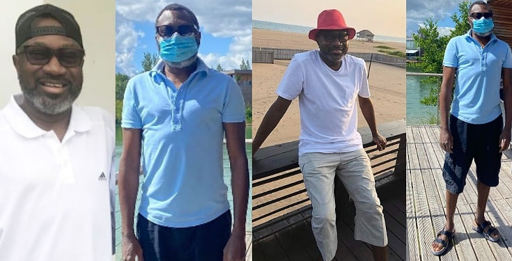 Nigerian Man Under Fire For Saying Billionaire Femi Otedola Dresses Like A Carpenter