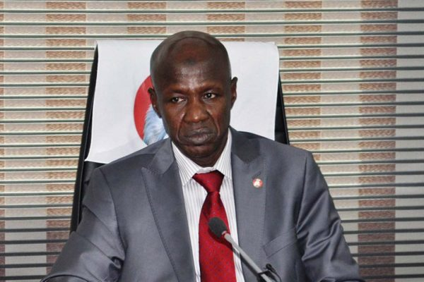 Whistle Blower Shares Video Evidence Exposing N1trn Fraud At The EFCC