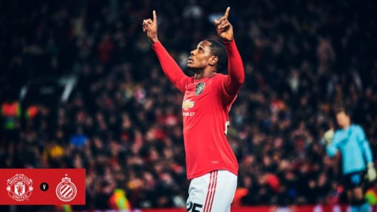 Ighalo To Remain In Man Utd Till 2021