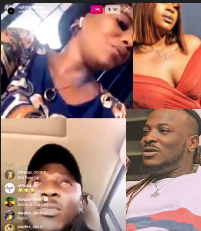 """""""It didn't happen. I Was There"""" – Woman Whose Name Was Mentioned As A Witness By Peruzzi's Rape Accuser Defends Him"""