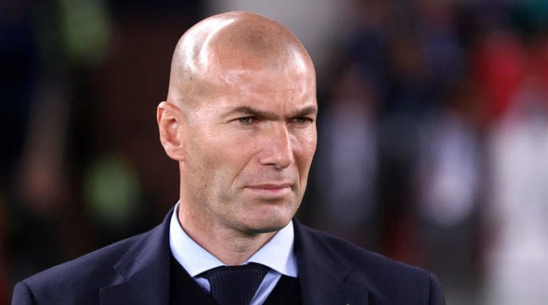 I Won't Coach For 20 Years, Will Retire Before That, Zidane Says