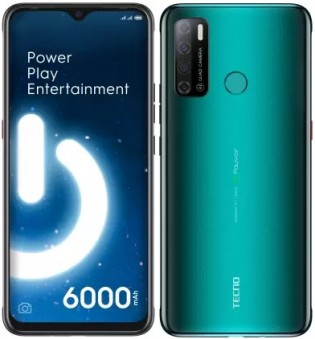 Tecno Spark Power 2 arrives with 7-Inch Large Display and a 6,000mAh battery