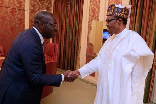 BREAKING: Governor Obaseki Dumps APC After Meeting President Buhari