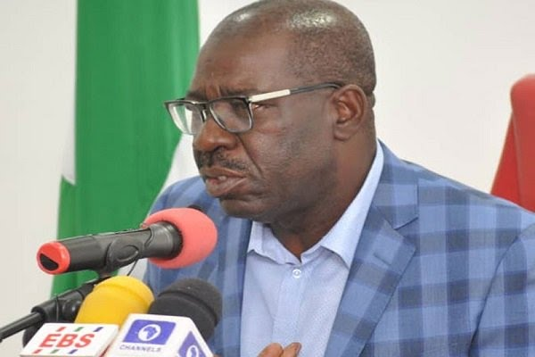 BREAKING: APC Disqualifies Obaseki From Edo Governorship Election