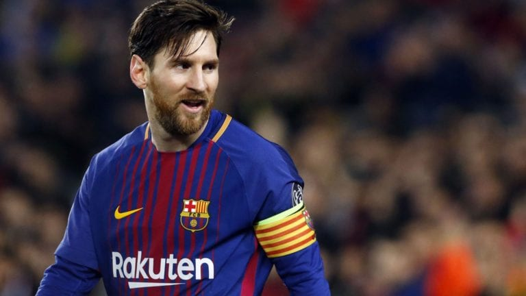 Barcelona Identify Two Players As Long Term Replacement For Captain, Messi