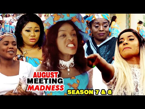 DOWNLOAD: August Meeting Madness Season 7 Finale Latest Nigerian 2020 Nollywood Movie