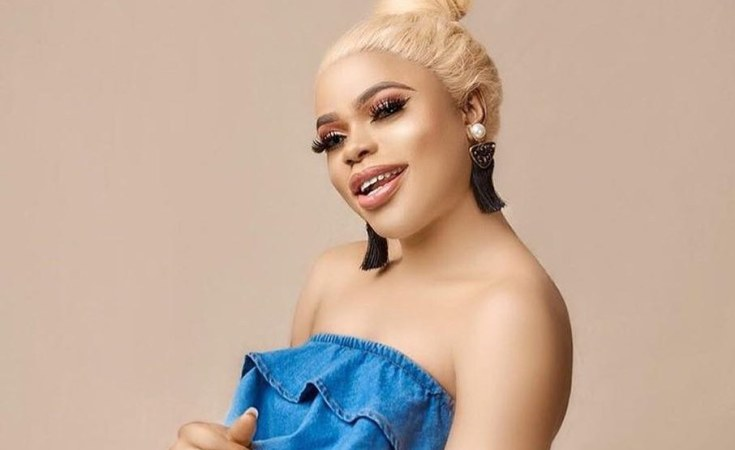 I'm using their gender better than you girls, Bobrisky says