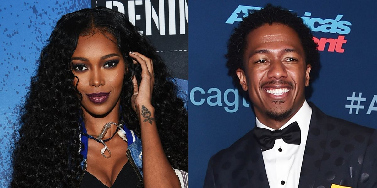 Jessica White opened up on snatching Nick Cannon from his ...