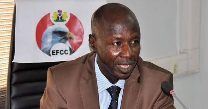 DSS arrests EFCC boss, Ibrahim Magu