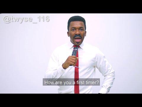 Comedy Video: Twyse – Church Service
