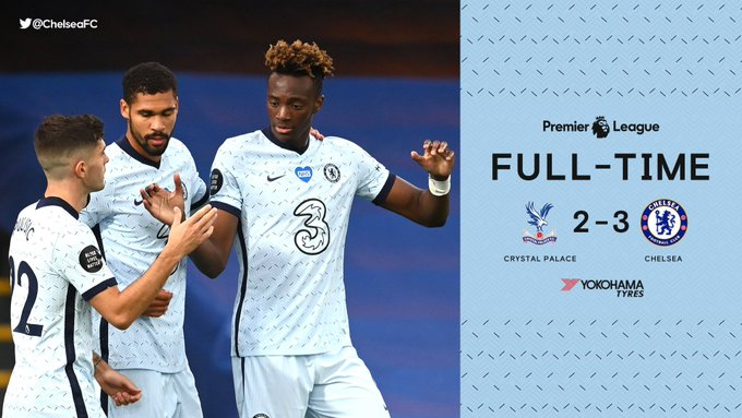 Crystal Palace vs Chelsea 2-3 – Highlights [DOWNLOAD VIDEO]
