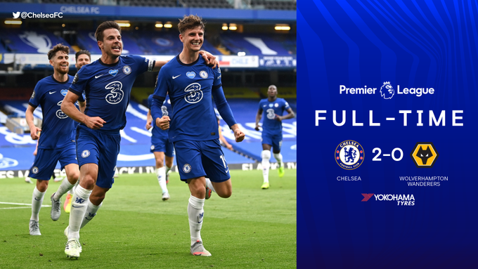 Chelsea vs Wolves 2-0 – Highlights [DOWNLOAD VIDEO]
