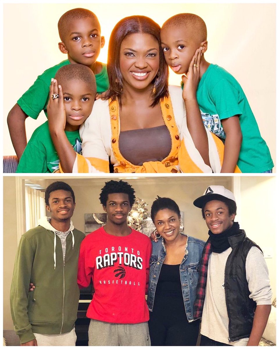 Five Nigerians celebrities you never knew have a triplet   If you would agree, it's almost mythical to see triplets being born