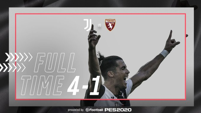 Juventus vs Torino 4-1 – Highlights [DOWNLOAD VIDEO]