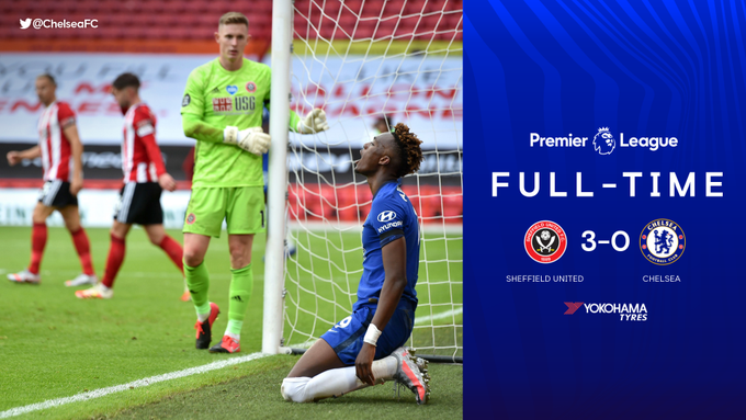 Sheffield United vs Chelsea 3-0 – Highlights [DOWNLOAD VIDEO]