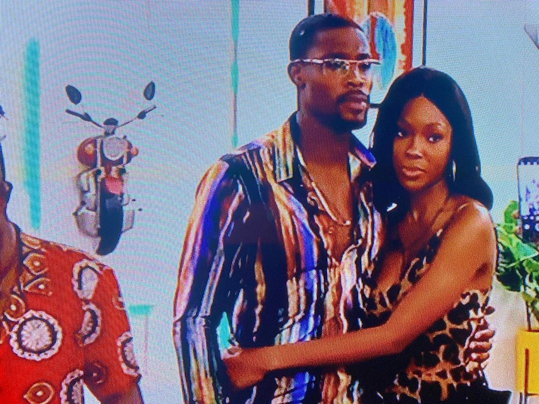 BBNaija 2020: I can't be like Lilo & Eric to you – Vee tells Neo
