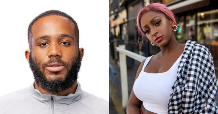 Video of Kiddwaya and DJ Cuppy balling surfaced (Video)