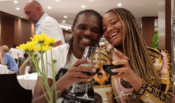Kanu Celebrates 17th Wedding Anniversary