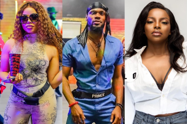 BBNaija 2020: see the advice Nengi gives Wathoni regarding Prince