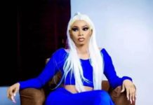 Bobrisky's Contender, Jay Boogie rocks in new Photo