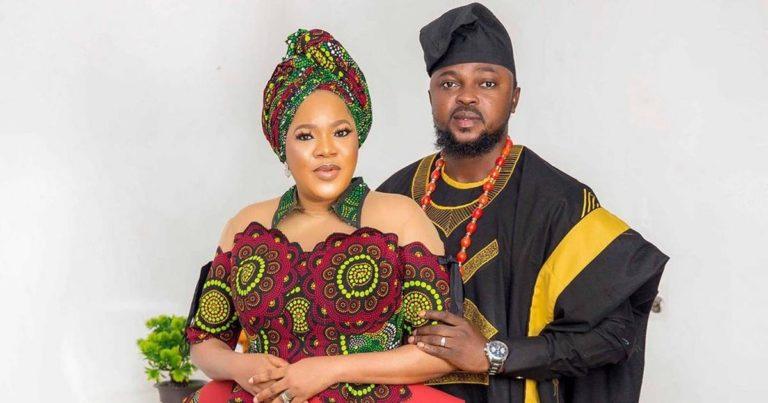 Toyin Abraham demands public approval for transforming husband, Kolawole Ajeyemi