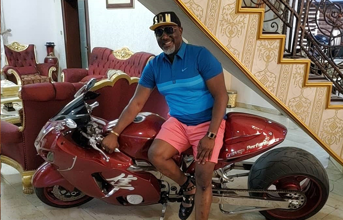 Dino Melaye Turns Nollywood Actor As He Features In Popular Tv series