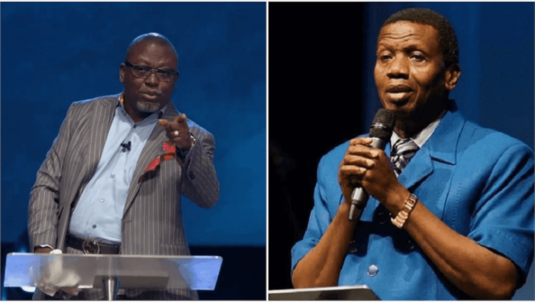 RCCG Senior Pastor  Tola Odutola officially resigns from RCCG ,see why