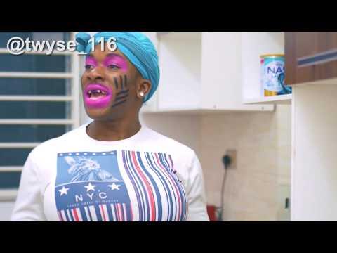 Comedy Video: Twyse – Broken Plate