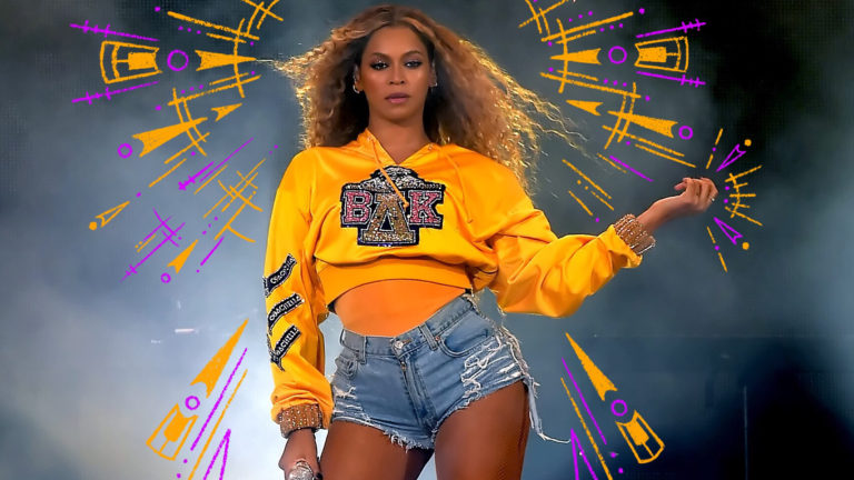Beyonce dances Zanku in her new Song , see her steppings (Video)