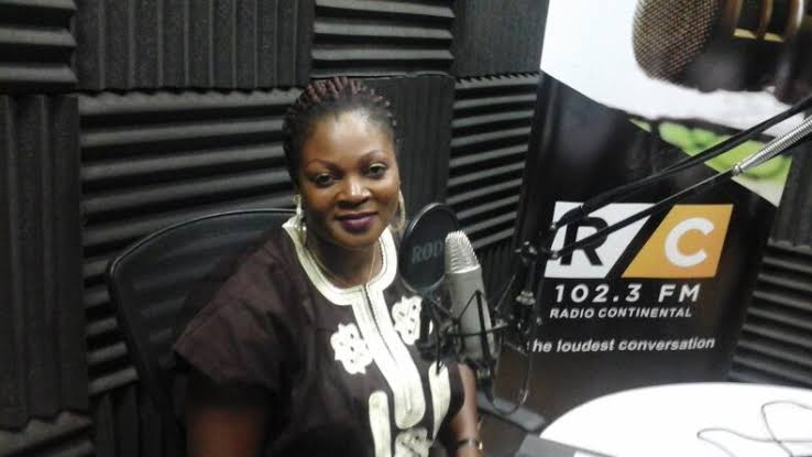 Iya Jogbo of Max FM is dead