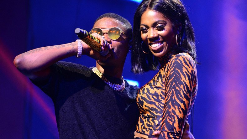 Tiwa Savage is a wife material – Wizkid reveals