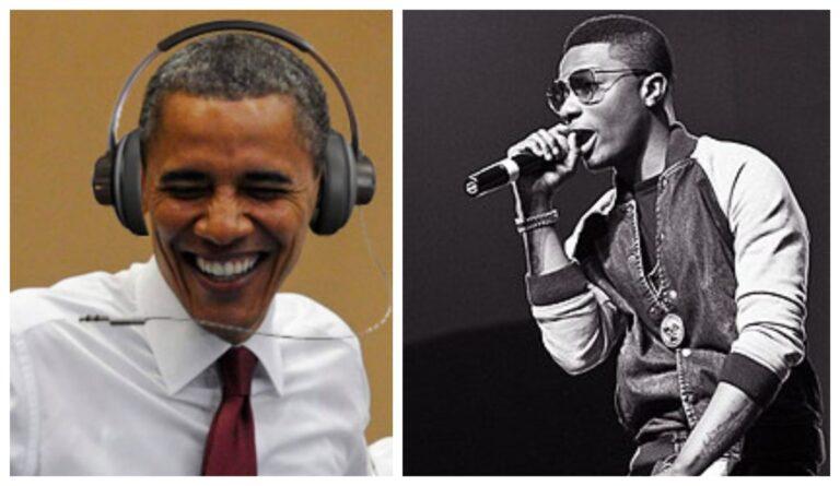 Obama lists Wizkid amidst his favorite 2020 playlist