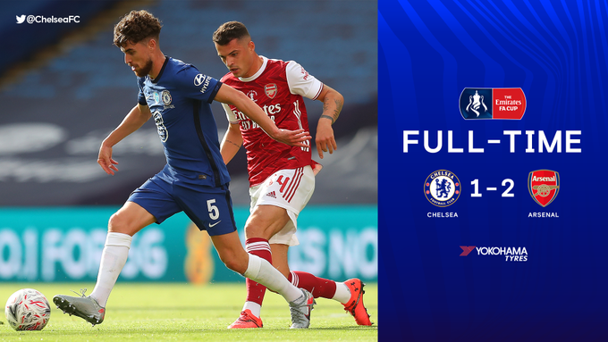 Arsenal vs Chelsea 2-1 – Highlights [DOWNLOAD VIDEO]