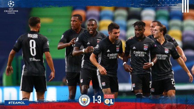 Manchester City vs Lyon 1-3 – Highlights [DOWNLOAD VIDEO]