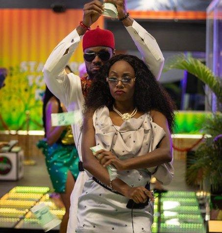 BBNaija 2020: Prince tells Tolanibaj why he cannot sleep on her bed