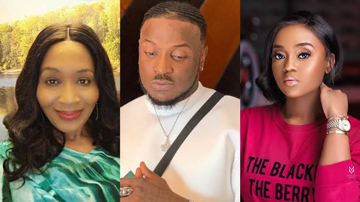 Your sex tape with Peruzzi is with me – Kemi Olunloyo tells Chioma