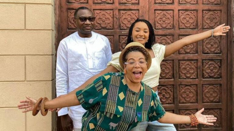 Femi Otedola celebrates wife's birthday in style (Video)