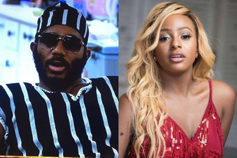 Kiddwaya praises DJ Cuppy for her support (Video)