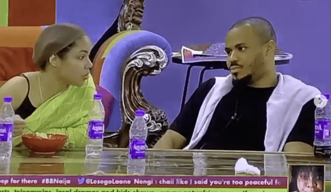 Nengi tells Ozo condoms have reduced