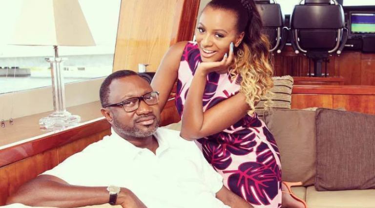 I don't need my father anymore– DJ Cuppy